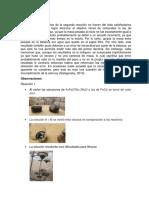 Practica 7 Discusión, Observaciones y Conclusiones