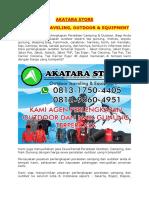 Sewa Tenda Camping Murah Bekasi, 0813-1750-4405 HP/WA