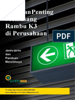Freebies - Panduan Penting Memasang Rambu k3 - Www.safetysign.co.Id