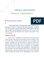 COMMERCIAL GEOGRAPHY WATER.docx