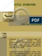 DENTAL  FORENSIK.ppt