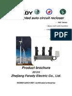 FAR Series Outdoor Auto Circuit Recloser
