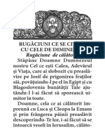 Carte de Rugaciuni Cu Scris m..