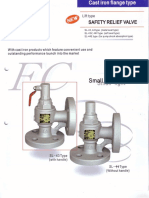 Safety Valve SUS304 - SL40F-D