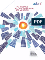 1000 v- 1960mm x 992 x 35-Adani Solar - IEC Installation Manual.pdf
