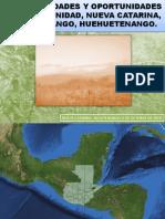POTENCIAL TURÍSTICO EN NUEVA CATARINA, JACALTENANGO, HUEHUETENANGO, GUATEMALA.