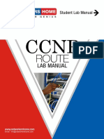 CCNP Routing Work Book