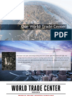 One World Trade Center Presentation