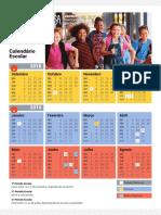 Calendário 18-19