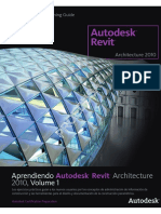 Learning Autodesk Revit Architecture 2010 Volume 1 - Latin American Spanish - W_cover.pdf