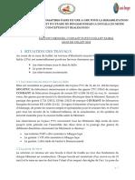 Rapport Mensuel CFO Mois de Juillet 2018