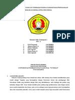 Analisis Kinerja Keuangan Terhadap Harga Saham Pada Perusahaan Rokok Di Bursa Efek Indonesia