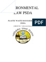 Environmental Law Psda