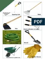 Planting Tools