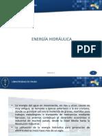 5.2 Energía Hidráulica