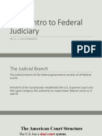 Intro to Federal Judiciary notes.pdf