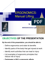 HSE PRESENTATION on Ergonomics.pptx