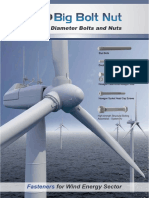 Wind Turbine Bolt Brochure