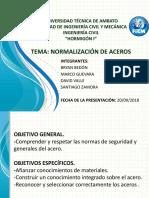 Universidad Técnica de Ambato Hormigón i