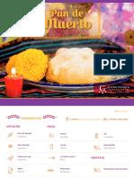 Pan de Muerto - Gastronómica Internacional