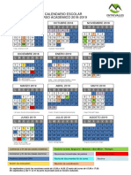Calendario Profes 18-19