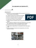 Informe quimica 03