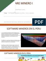 softwares mineros
