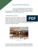 La Carrera de Tractores de Guadalcacín