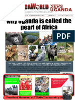 AFRICAWORLD NEWS Uganda 5TH Edition