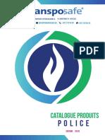 Catalogue Produits de Sécurité Police Transposafe-compressed