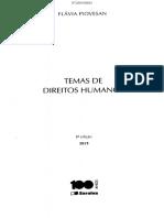 Temas Ddireitos Humanos 8.Ed