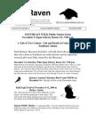 November 2006 Raven Newsletter Juneau Audubon Society