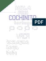 codigo ascci