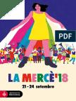 El programa sencer de la Mercè 2018 de Barcelona