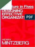 Henry Mintzberg-Structure in Fives_ Designing Effective Organizations (Структура в кулаке_ Проектирование работоспособных организаций)-Prentice Hall (1992).pdf