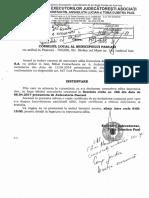 Adresa Nr. 1174 Din 19.09.2018 - BEJ Toma Paul Si Altii - Executare Silita Declansata de Apavital SA