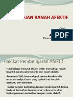 PENILAIAN RANAH AFEKTIF.pptx