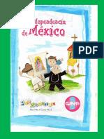 Cuento Independencia de Mexico