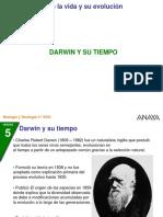 Charles Darwin y Su Tiempo