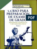 Carlos Lopez Diaz y otro - Curso para Preparación de Examen de Grado - Tomo I.pdf
