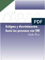 Estigma y discriminación hacia las personas con VIH