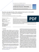 regioselectividad de heterociclos de 5 miembros
