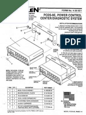 PCDS-9 Install GuideScribd