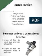 Sensores Activo