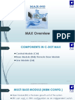 02 Max System Overview