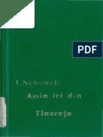Timoleon Nebuneli - Amintiri din tinerete