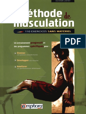Ebook Gratuit Co Methode De Musculation Pdf