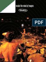 2004 Mapex USA Catalog