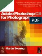 Adobe Photoshop 20CS 20For 20 Photographers 20 2004