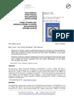 TITANIUM – OXO – HYDROXO - ATRANE CLUSTER (TOHAC); NUCLEATION IN AQUEOUS SYSTEM